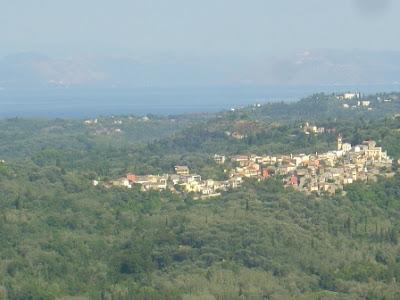 Corfu villaggio