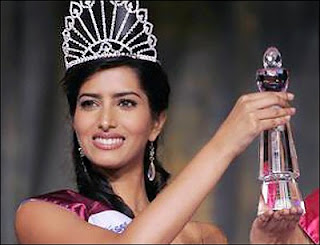 Manasvi Mamgai Miss India 2010