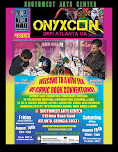 ONYXCON&#39;s 1st FLIER! 2009
