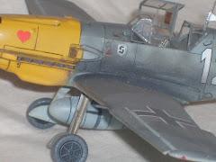 Bf-109 Tamiya