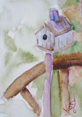 Birdhouse #3