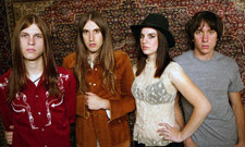 ever zince l a  garage rockers the willowz filled two slotz on the