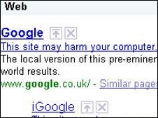 Human Error Google