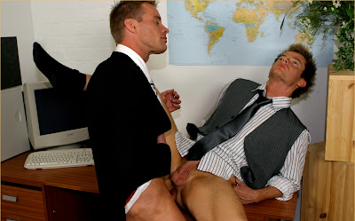 Do me a BIG favor...and support SuitSex - click on the banner to the top ...