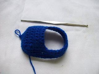 ¿Cómo se hacen los escarpines para os al crochet a dos