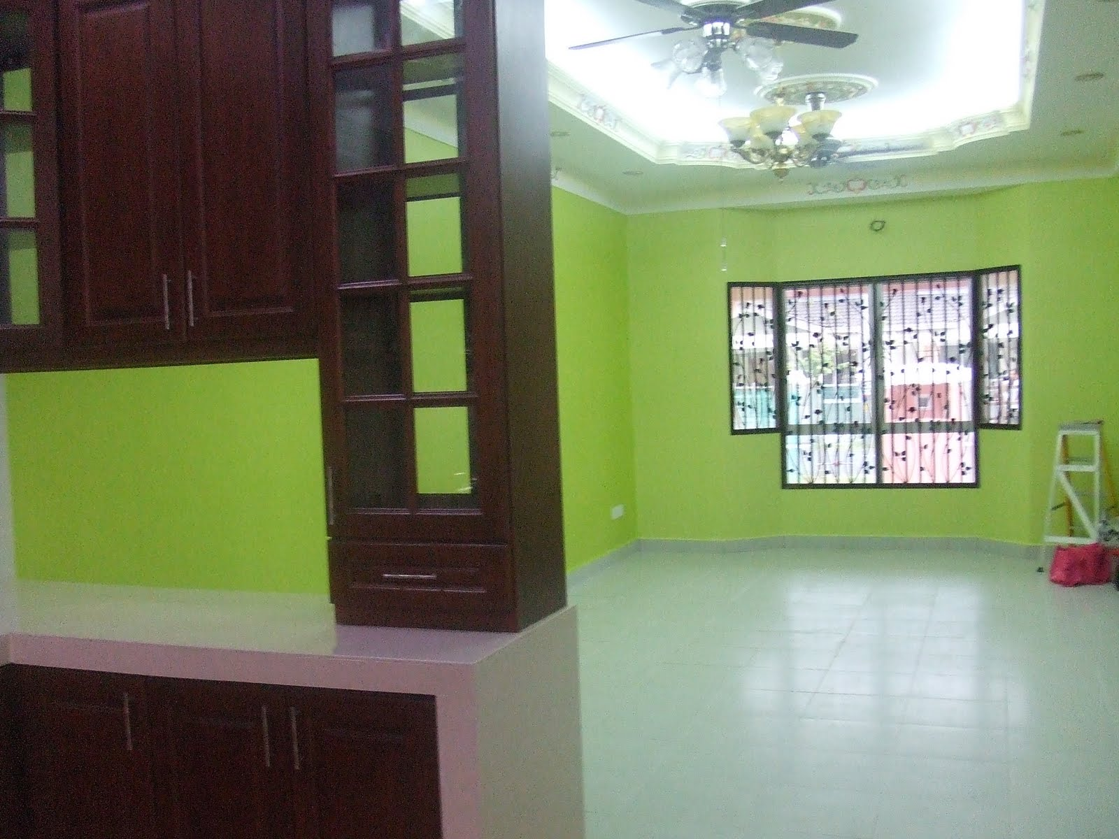 kombinasi warna cat rumah jotun joy studio design