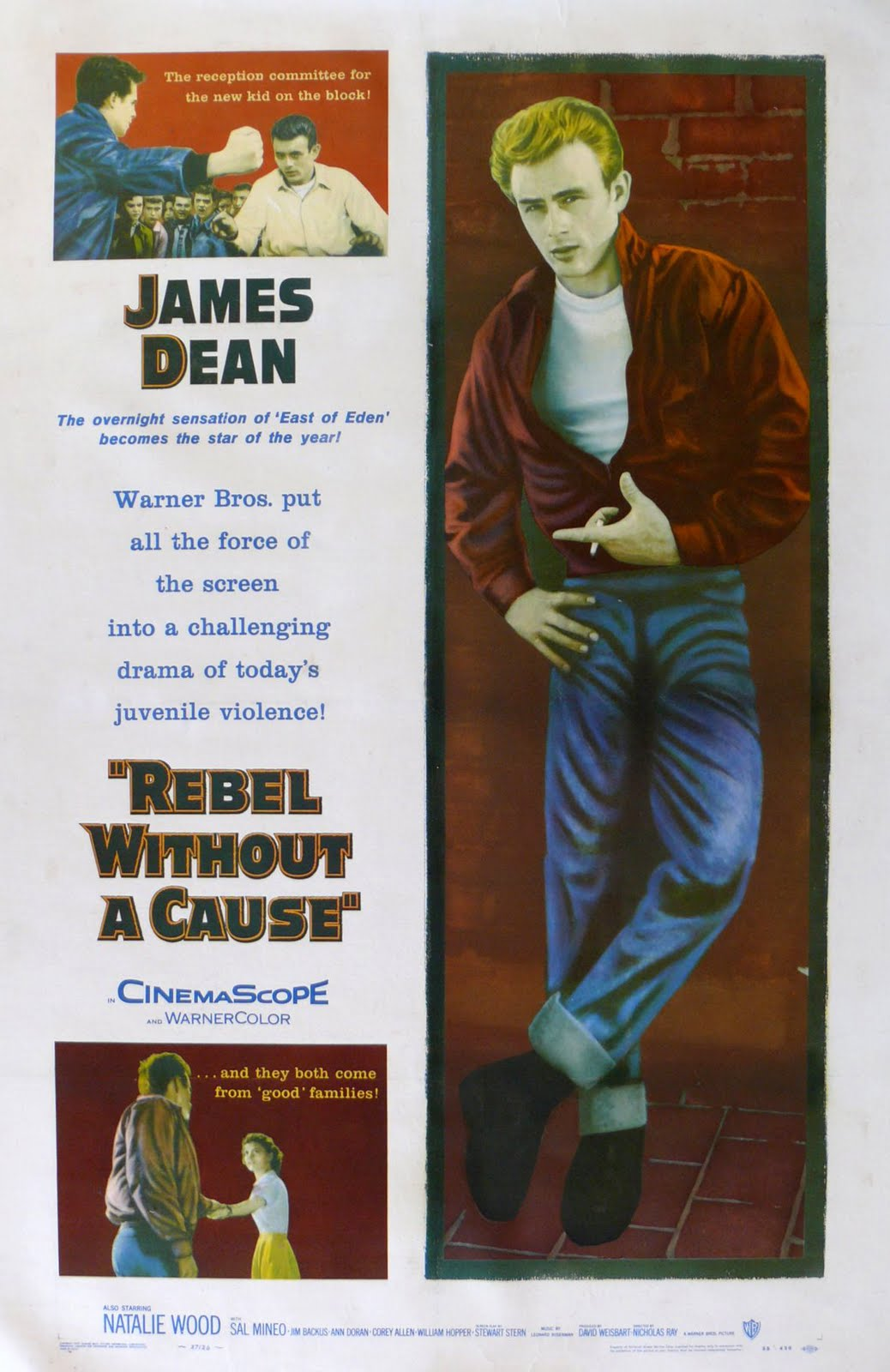 cinema viewfinder rebel out a cause the synergy perhaps a lot of the success of rebel be due to the untimely death of its lead actor weeks before it opened true he wasn t yet a star