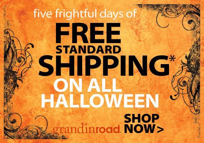 halloween haven at grandin road - Grandin Road Catalog