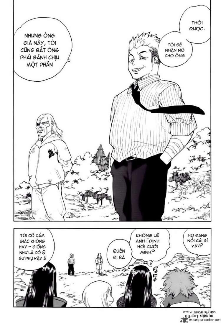 Aiki chap 64 - Trang 28