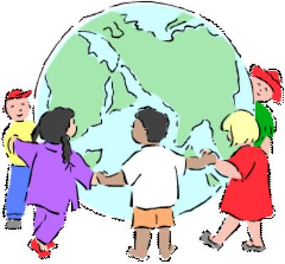 Anak-anak sehat di dunia