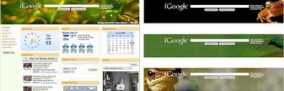 Diversity of Life igoogle theme