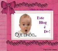 Prémio «Este Blog é D+» (muito obrigado!)