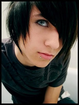 Hot Emo Guy Hairstyles.A