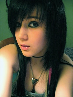 short emo cuts for girls. Emo Haircuts Hairstyles.A