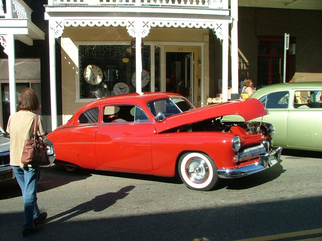 1950 Mercury 1939 mercury