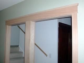 Replica Craftsman Archway Trim