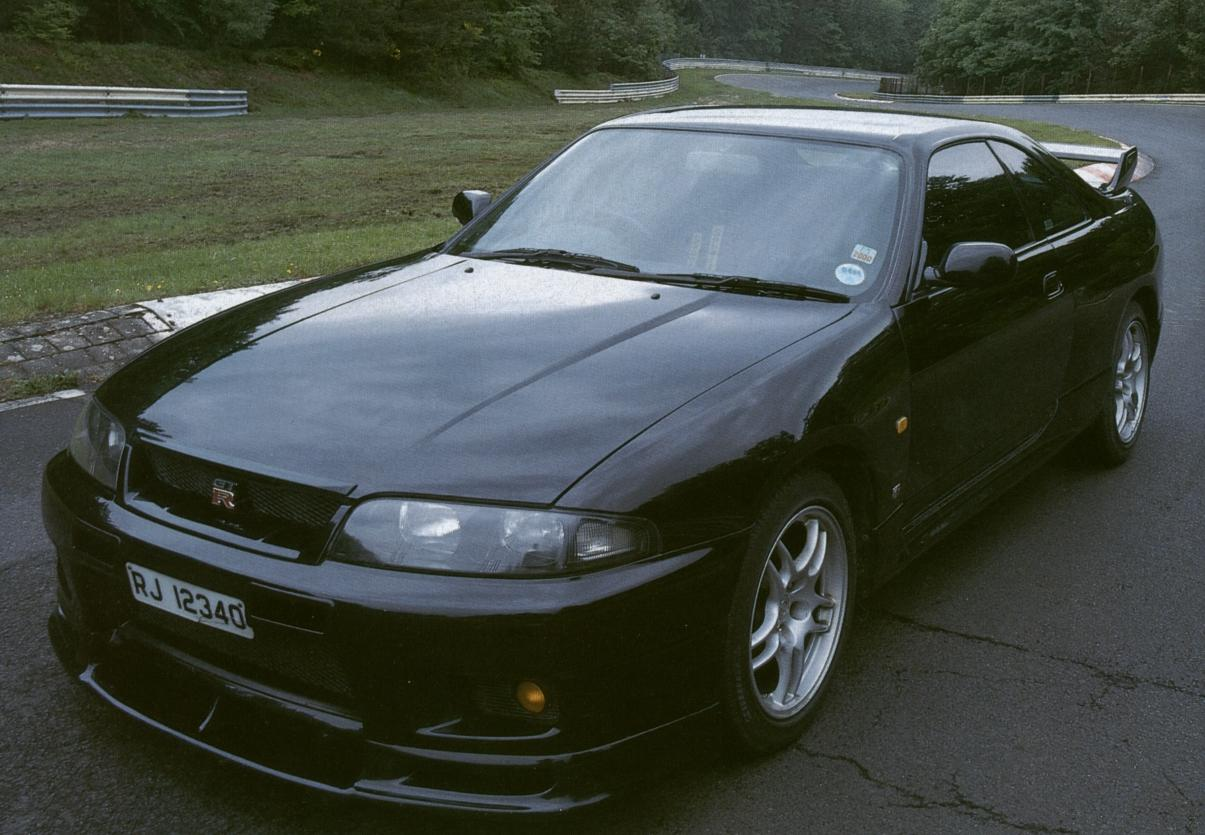 1995 Nissan Skyline R33 Gts-t Nissan Skyline R33 Gts-t 0-200