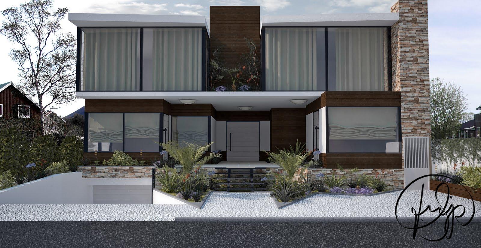 Para casa en pinterest arquitetura arquitectos y casas - Arquitectos casas modernas ...