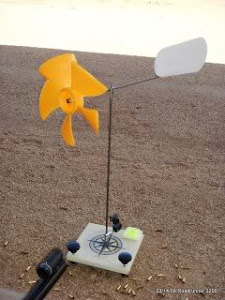 Small Bore Wind Mill -- Make your own !