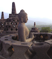 Tour To BOROBUDUR TEMPLE In Indonesia