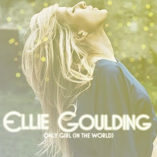 New Track Ellie Goulding – Only Girl In The World