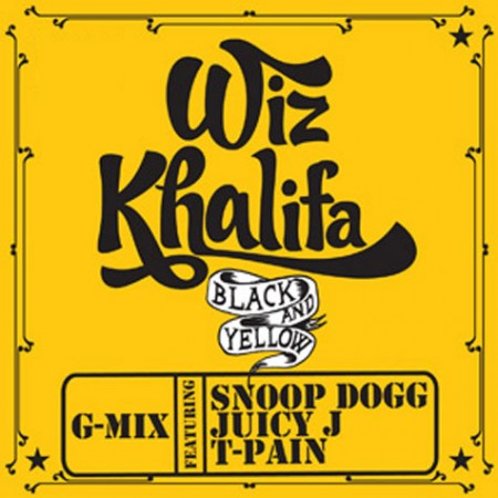 Wiz Khalifa - Black & Yellow (G-Mix) Lyrics (ft.