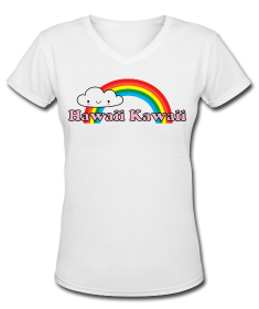 Hawaii Kawaii T-Shirt Giveaway