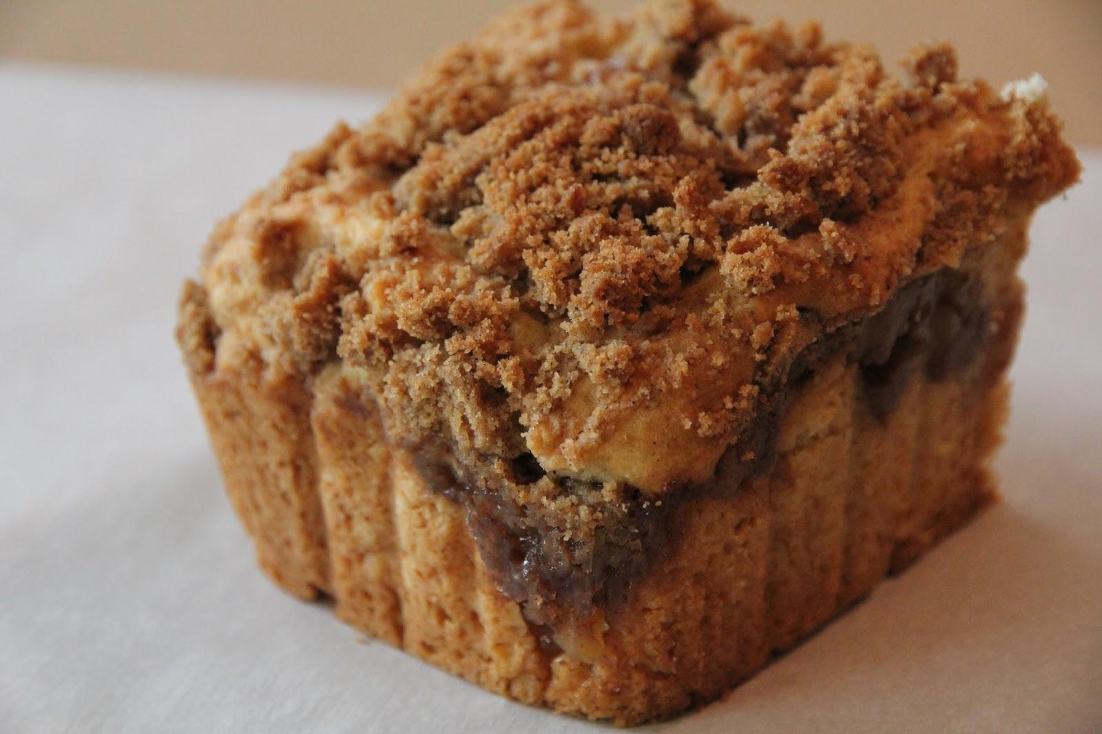 Kristianne Descher Confections: Apple Cinnamon Streusel Bread