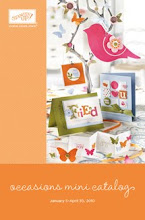 Occasions Mini Catalog Jan 5-April 30, 2010
