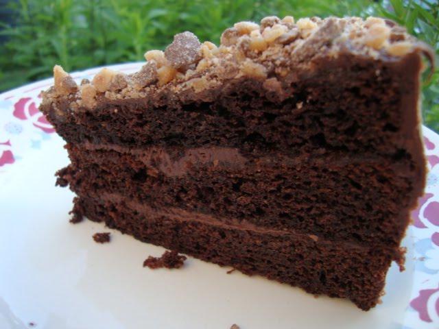 Baking and Creating with Avril: Ice Cream Sundae Chocolate Layer Cake