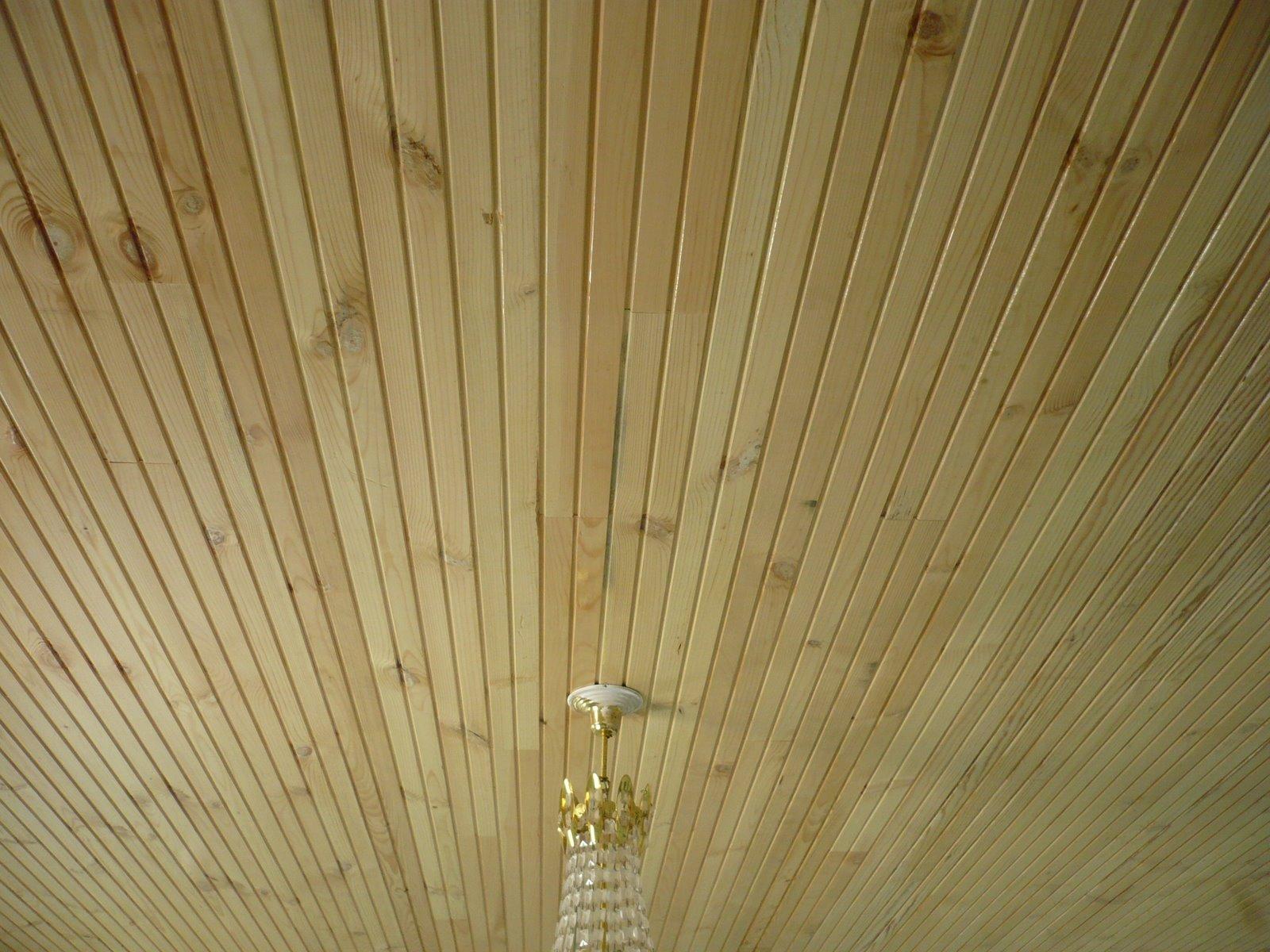 2. Sınıf Tavan Çam Lambri