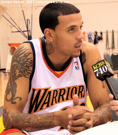 Ko$$ip World: MATT BARNES HAS ANGER ISSUES AND IS A WOMAN