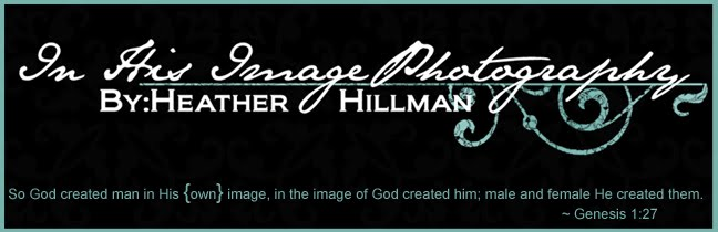 In His Image Photography by Heather Hillman