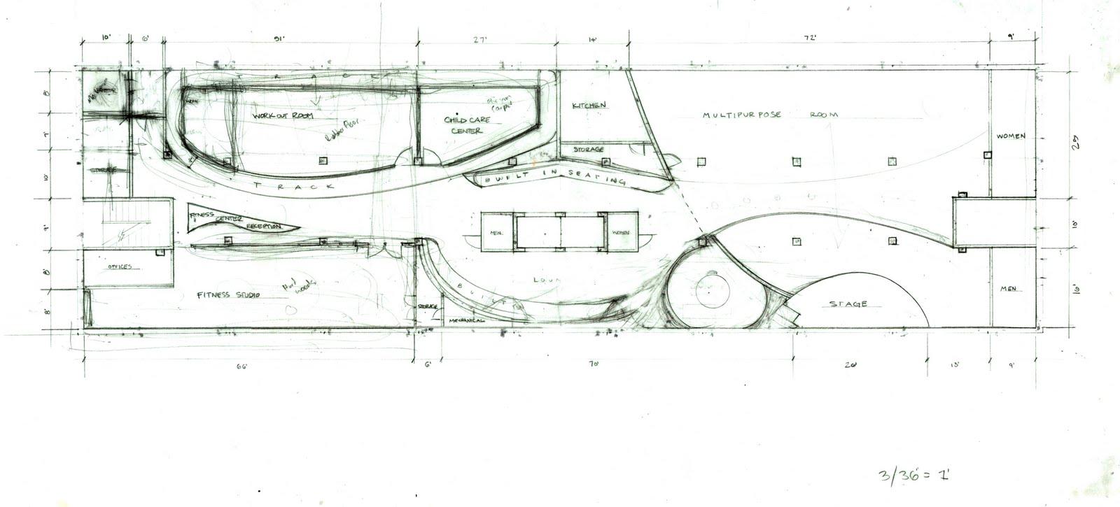 consider process design march 2010 ino designs dimensioned floor plan