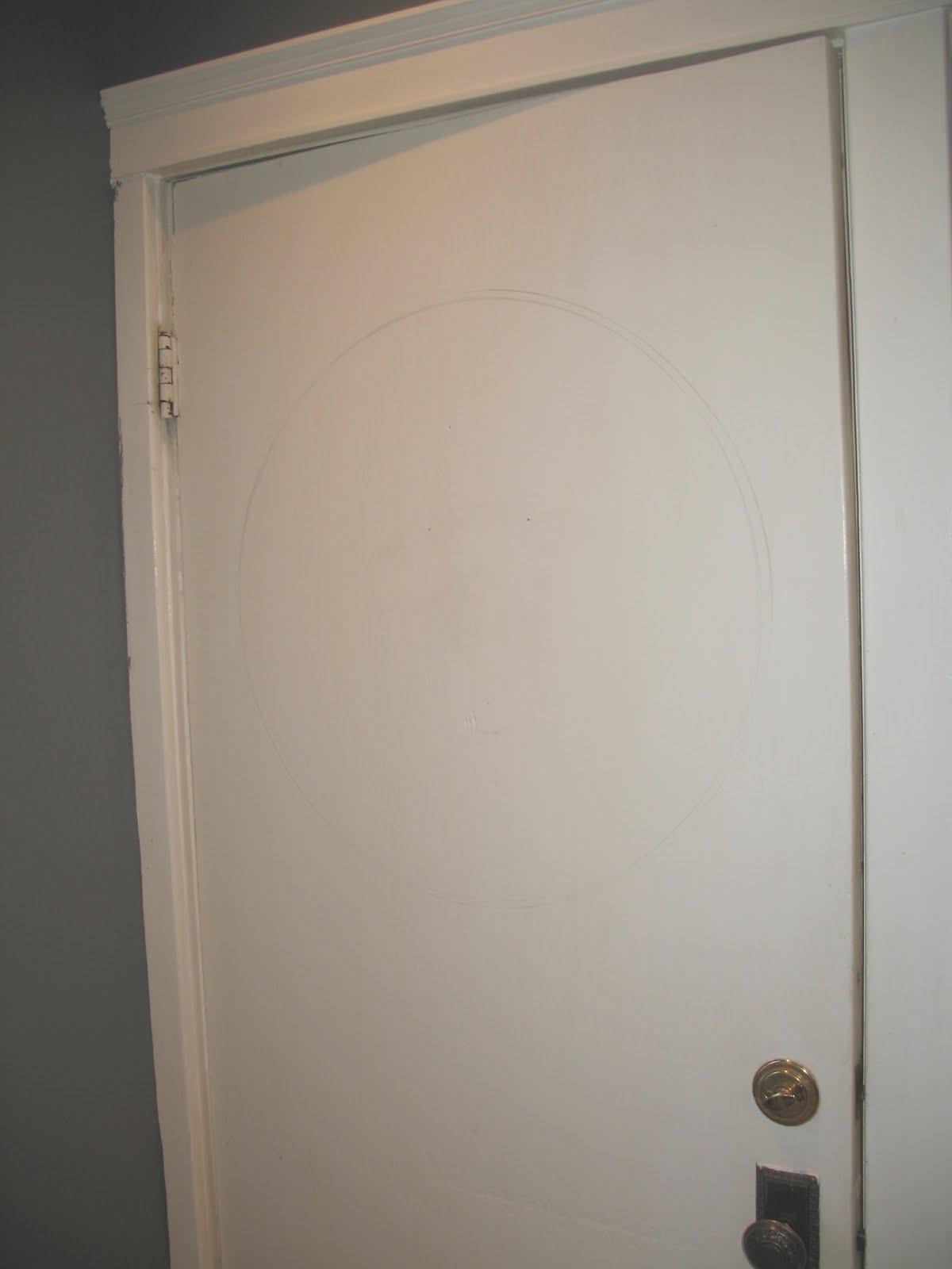Timeless Style Design Dressing Up A Plain Door