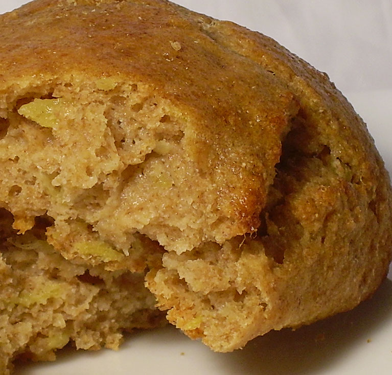 Sweet Potato Scones (sugar-free, whole wheat, reduced fat):