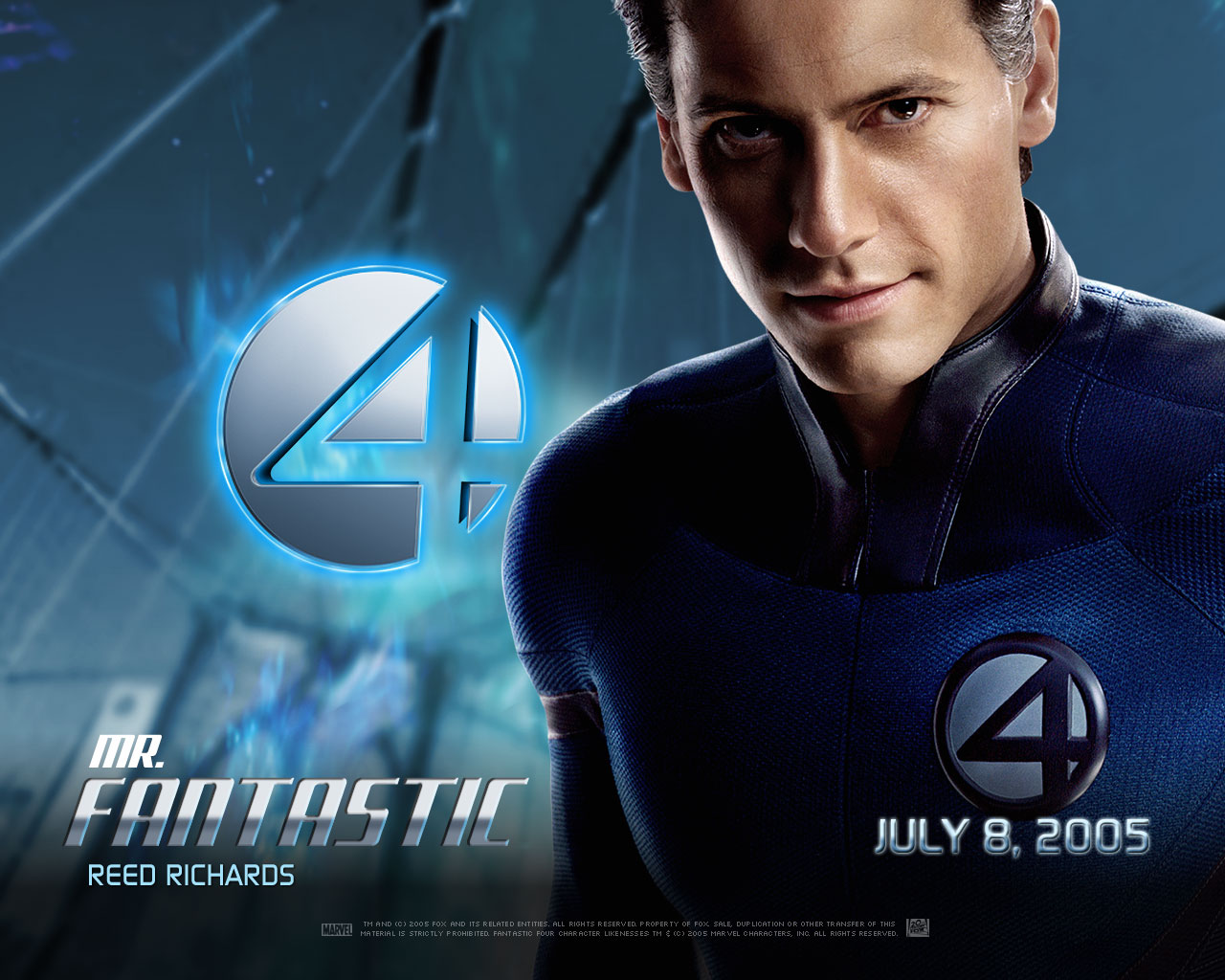 Fantastic 4 HD & Widescreen Wallpaper 0.0969683812768414