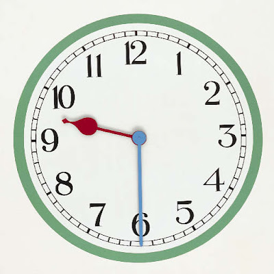 A day with me Analog+clock