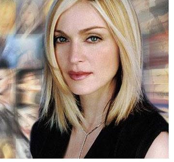 Madonna hairstyles