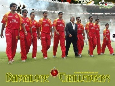 Bangalore Royal Challengers scraps,  Royal Challengers greetings  , Graphics for Orkut, Myspace