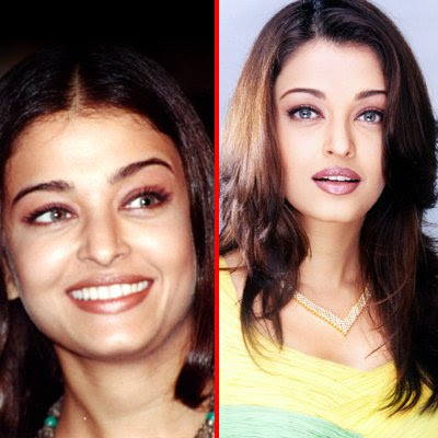 without makeup bollywood. Bollywood Actress With and Without Makeup