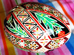 Pysanky: Ukrainian Easter Eggs