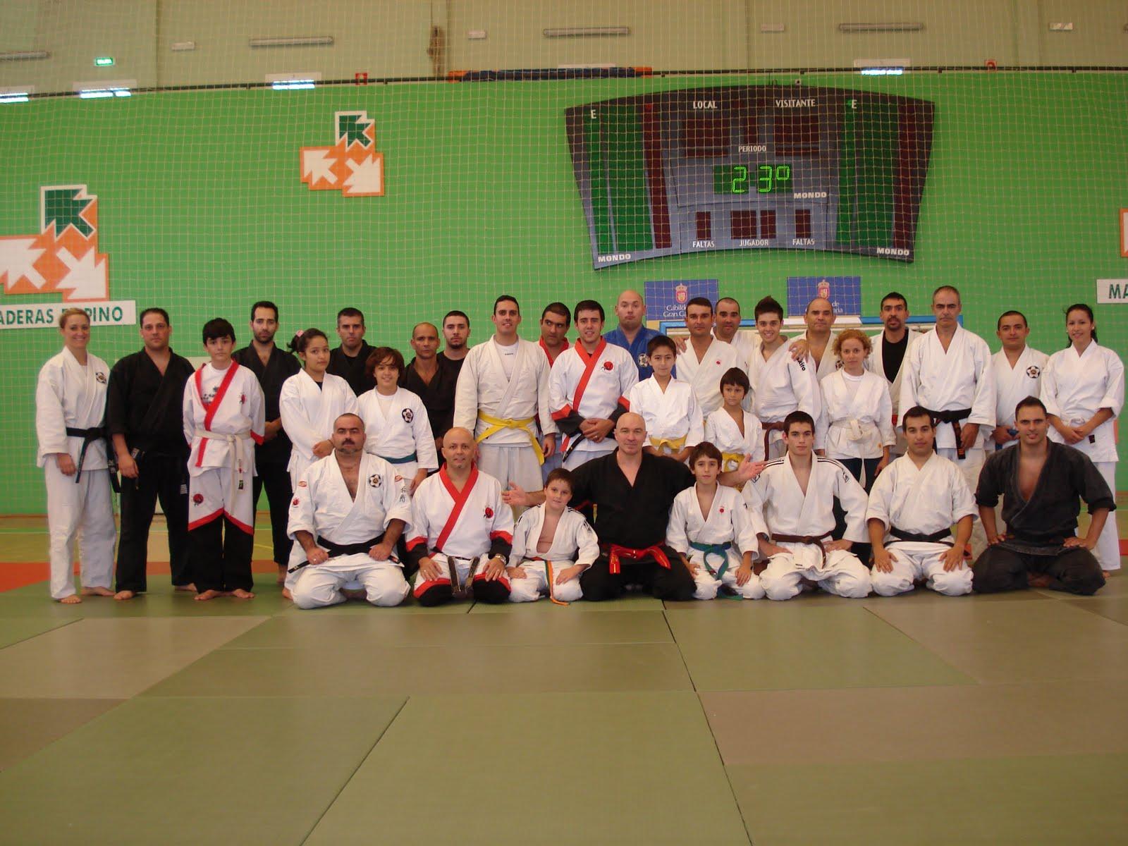 Budocanarias curso internacional de jiu jitsu con el for Gimnasio lee