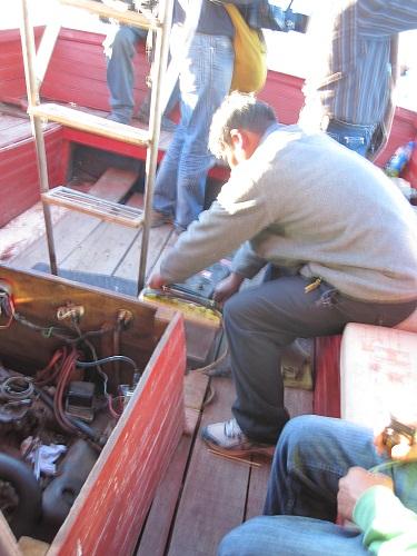 Batterie leer3 Titicacasee