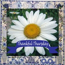Be thankful every thursday