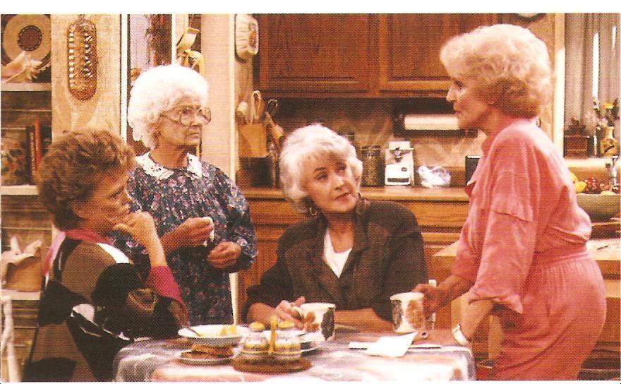 Reivindicando a los pioneros televisivos las chicas de oro - Las chicas de oro serie ...