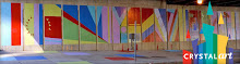 Prism Mural in Crystal City