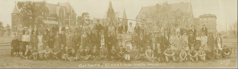 1928-29 St. Anne's Academy Highschool