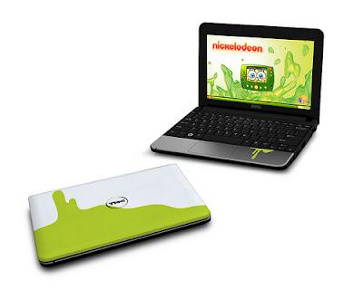 Dell Mini Mickelodeon Netbook