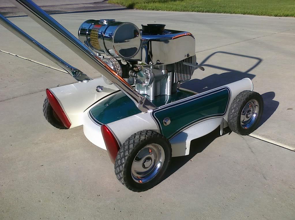 Racing Mower For Sale >> VPH: Custom Lawn Mower